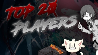 osu! - Top 20 players of 2020