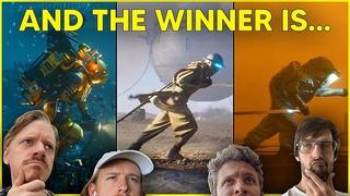 Who Won the Internet's Biggest 3D Challenge? (w/ Ian Hubert, Wren Weichman & Peter France)