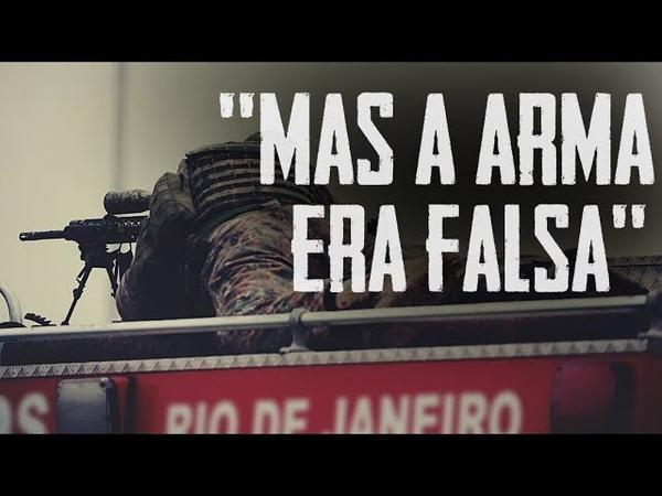 Sequestro RJ: Sniper foi Eficiente atirando em sequestrador? (Linguagem Corporal - Metaforando)