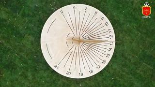 Відтепер у Білій Церкві є сонячний годинник