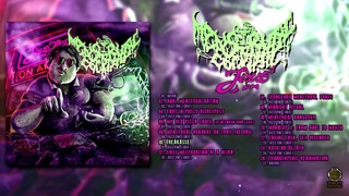 Menstrual Cocktail - Jizz FM FULL ALBUM (2019 - Groovy Goregrind)