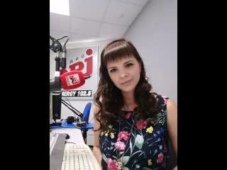Погремим в эфире радио NRJ-САМАРА!