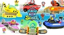PAW Patrol Sea Patrol Team Rubble Sky Chase Sea Rescue