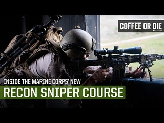 Inside the Marine Corps' New Recon Sniper Course   Part 1
