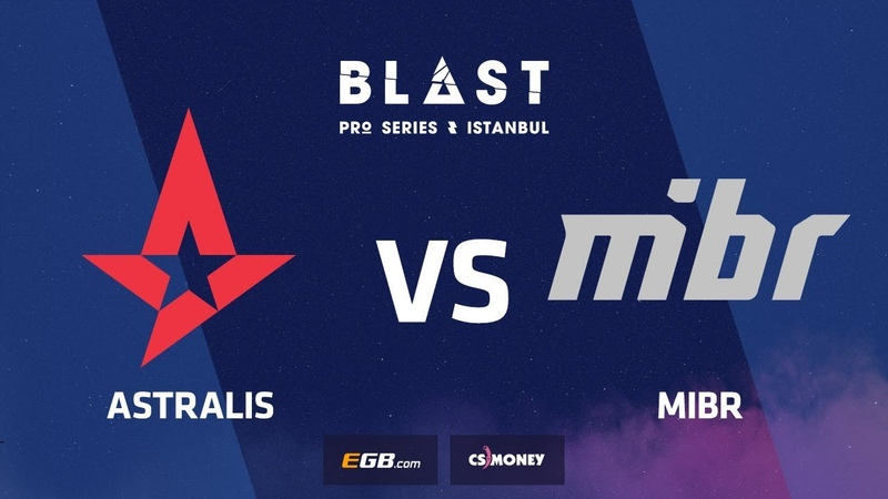 Astralis vs MiBR, map 1 train, Grand Final, BLAST Pro Series Istanbul 2018