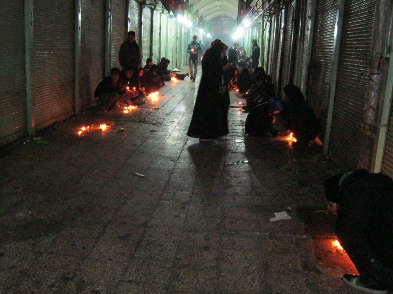 Кульминация дней Ашуры по всему Ирану