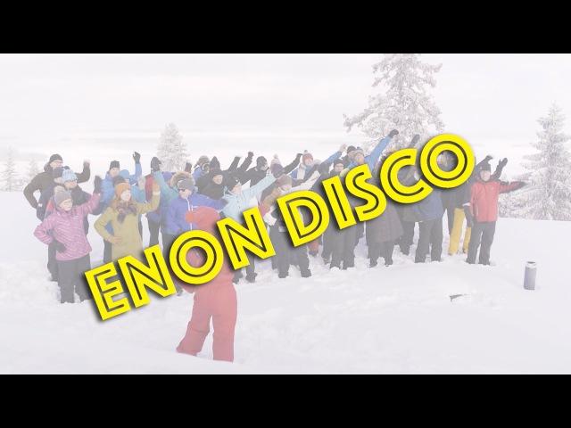 Joensuu tanssi Enon discoa
