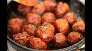 Веды  Вегетарианство АЛУ КОФТА жареные овощные шарики Лекции