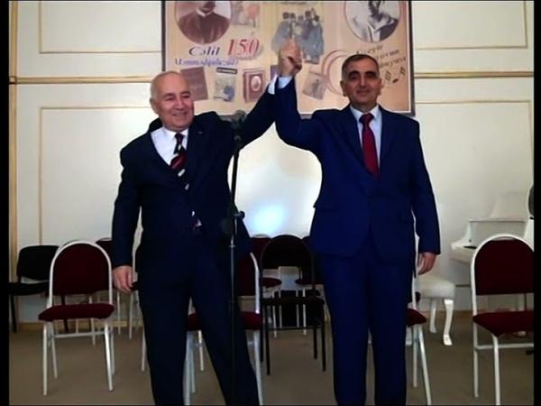 Ramiz Quliyev Ustad dərsləri Göyçay uşaq musiqi məktəbi 29 11 2019