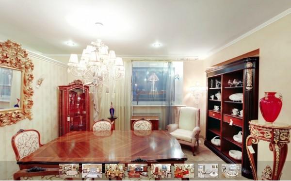 Магазин дорогой мебели СПб