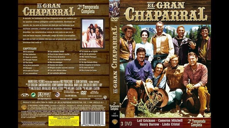 El gran Chaparral-Cap 79-*Sangre*