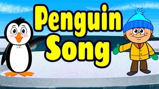 Penguin Song ♫ Penguin Dance Song ♫ Brain Breaks ♫ Kids Action Songs by The Learning Station