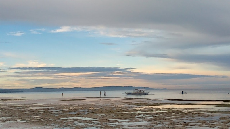 Панглао Пляж