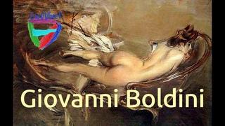 Giovanni Boldini  (1842-1931) : Classical nude oil paintings