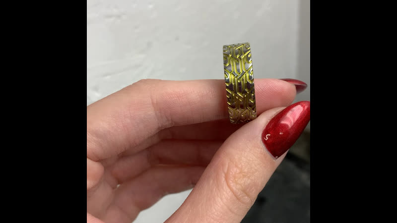 Кольцо Рыцарь Дорог LegenTi Jewelry