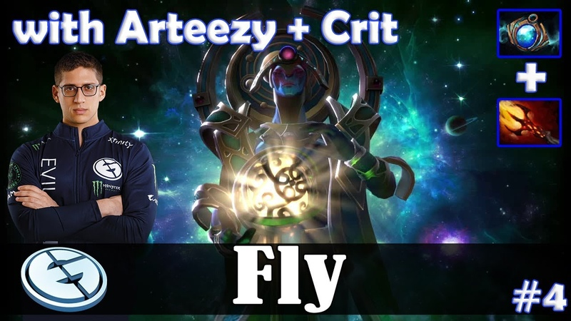 Fly - Oracle Safelane | with Arteezy (Void) Crit (Pangolier) | Dota 2 Pro MMR Gameplay 4