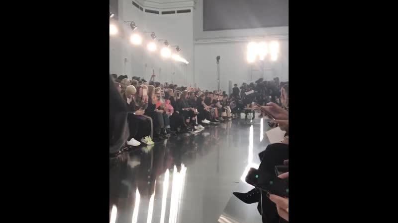 Leon Dame FashionWeek 2020 Paris