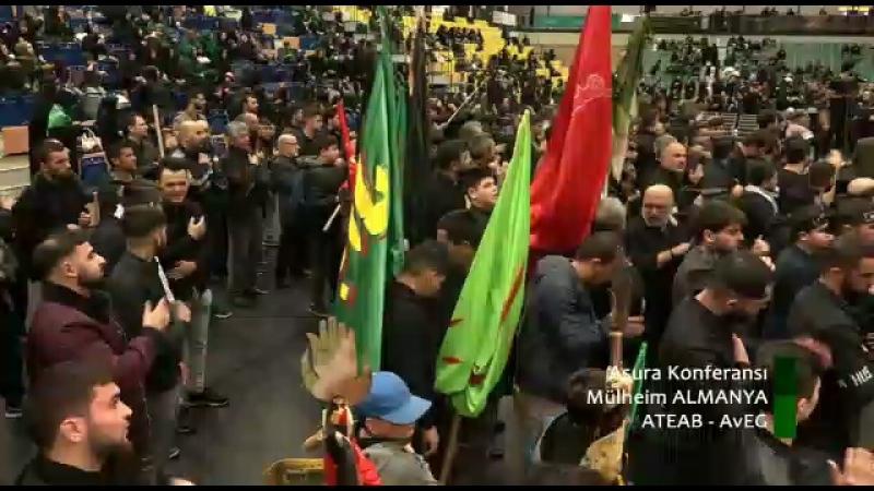 Sadiq Ceferi-Aşura 2017- Germany Konfrans
