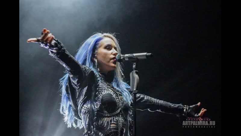 Arch Enemy Yesterday Is Dead And Gone Live