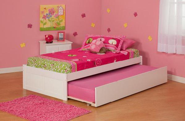 Плюсы и минусы двухъярусных выдвижных кроватей, популярные дизайны, изображение №8
