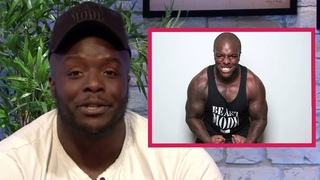 [#My1] Adebayo Akinfenwa Hints At WWE Career After Football