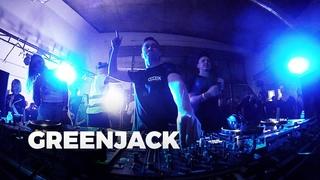 Greenjack - Codex Showcase Kyiv, Ukraine  // Techno Mix