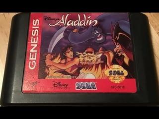 Sega Aladdin Полное прохождение