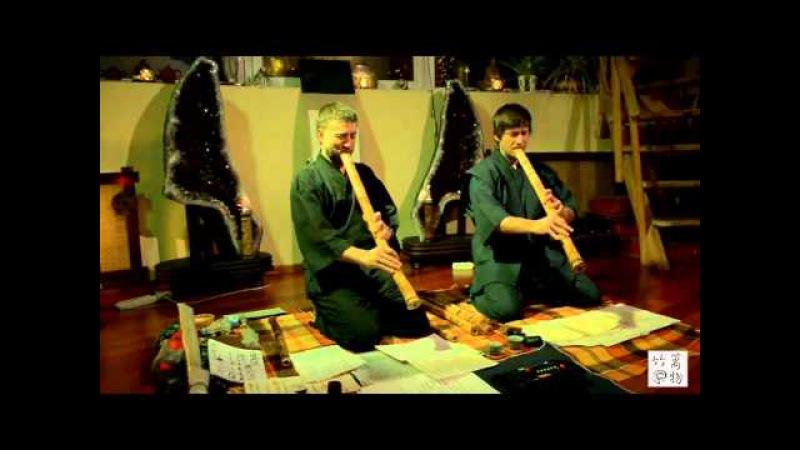 Концерт Сякухати BAmbooWay Andrey Chelak Concert in INBI club Moscow Choshi