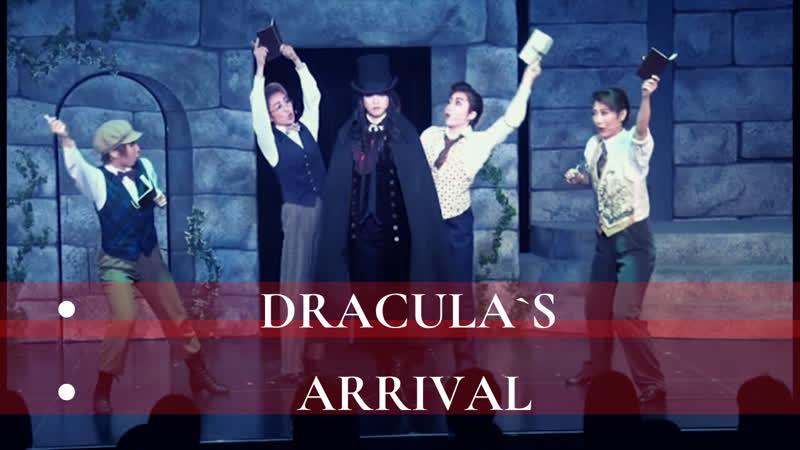 OSK Revue RUS SUB DRACULA 2017 Dracula`s Arrival