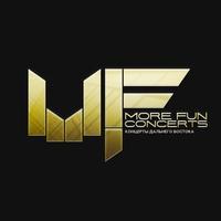 Логотип «More Fun Concerts» / Концерты Дальнего Востока