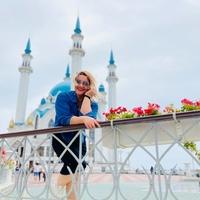 Фотография страницы Евгении Михайловой ВКонтакте