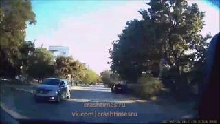 Когда перед машиной резко выбежал ребенок. Севастополь