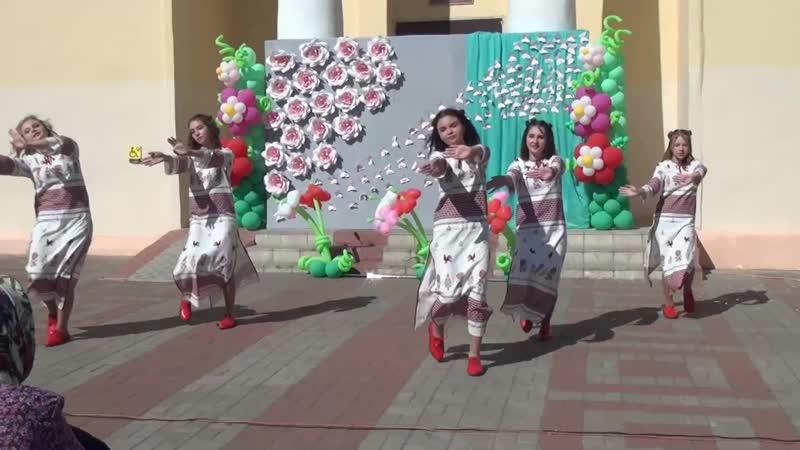 Пелагеюшка танцевальный коллектив Фантазёры 2020