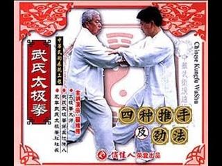 Four Methods of Pushing Hands and Power Methods (Si Zhong Tuishou Ji Jin Fa)