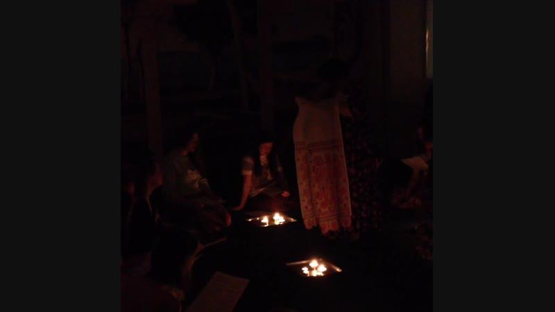 Гадания при свечах и с песнями Галерея сельдерея