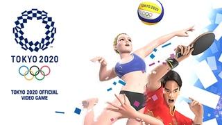 TOKYO 2020 Olympics Video Game - Rock Climbing, 4x100m Relay & Judo