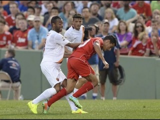 Liverpool vs AS Roma 0-1 ~ All Goals and Highlights Friendly Match 2014