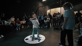 Fishman vs Арина 1/4 HIP-HOP KIDS | KULTURA BATTLE Vol.3