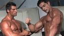 Wrestling and bodybuilding gym - heat 4