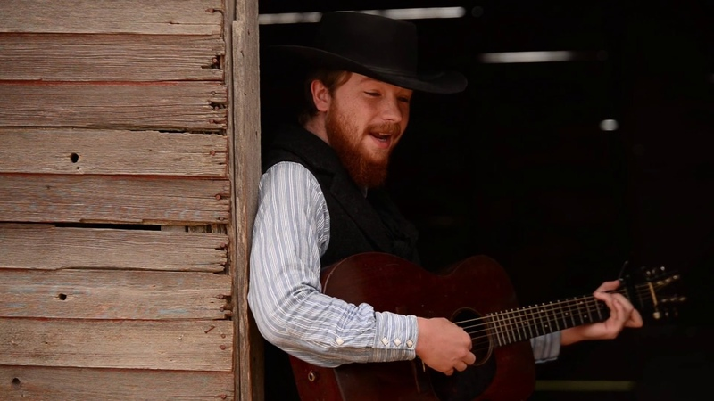 Colter Wall - I Ride an Old Paint