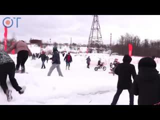На мотокроссе в Обнинске пострадал восьмилетний участник соревнований