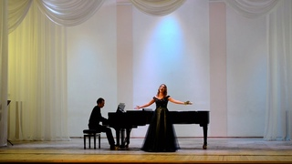 Ihar Komar - Lullabies for Ophelia (perf. Nadzeya Mitsevich, Ivan Andrukhov)