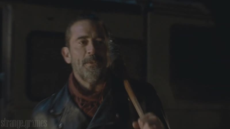The Walking Dead Negan Edit by
