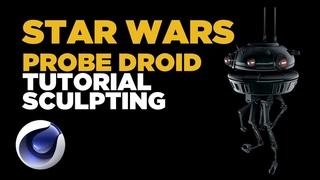 probe droid star wars tutorial