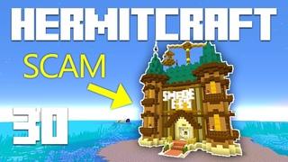 Hermitcraft 7 - Ep. 30: WE GOT SCAMMED! (Minecraft ) | iJevin