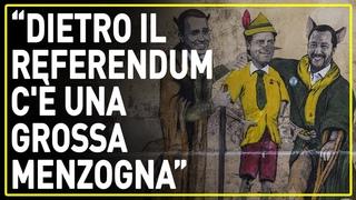 SALVATE LA DEMOCRAZIA! L'INGANNO DIETRO IL REFERENDUM CI PUÒ COSTARE CARO ► Michetti e Duranti