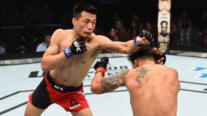 UFC Busan Top 5 vitórias do Zumbi Coreano