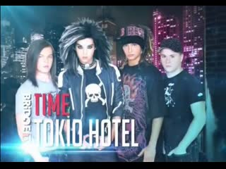 TOKIO HOTEL TIME 2015 ON BRIDGE TV