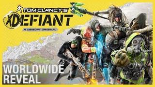 Tom Clancy's XDefiant: Worldwide Reveal Trailer   Ubisoft [NA]