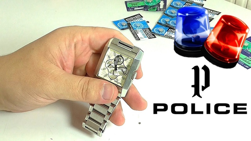POLICE хорошой КОП и ржавый болт